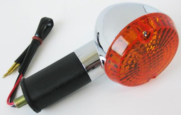 砲弾型方向燈 (前)
