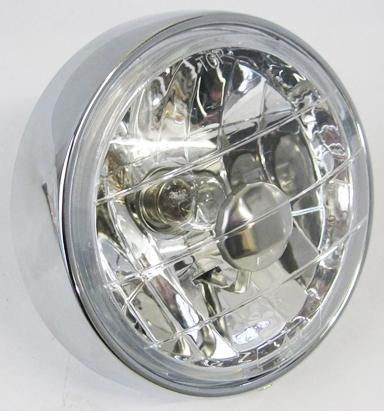 晶鑽型頭燈套件 (附燈眉)