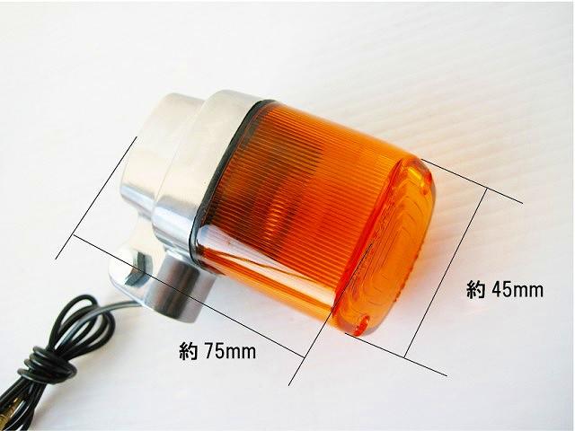 【MADMAX】方型 European 方向燈 - 「Webike-摩托百貨」
