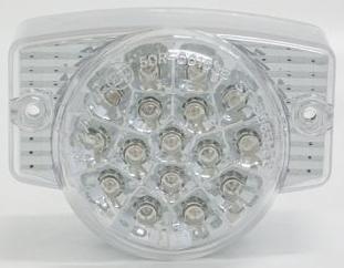 16顆 LED 尾燈