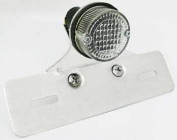 圓型單尾燈