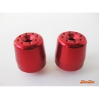 【MADMAX】鋁合金平衡端子 紅色 CBR250R用