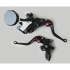 MADMAX Master cylinder with Lever set