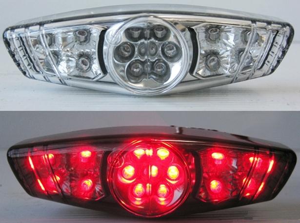 LED Lucas 尾燈