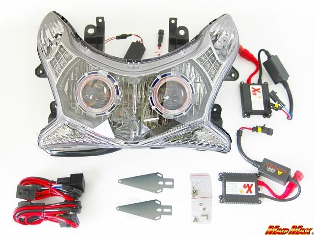 HID 魚眼頭燈