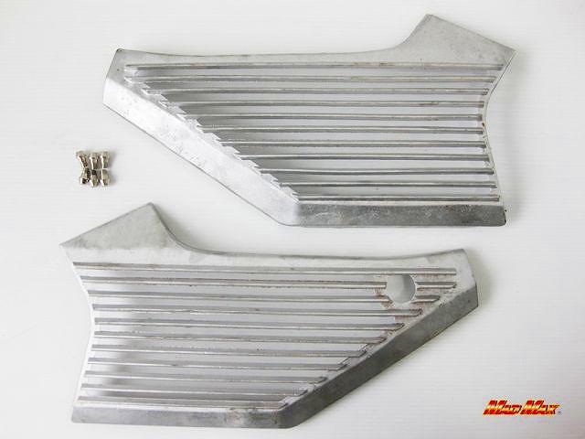 無塗装 鋁散熱片型 外蓋