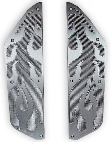CNC火焰腳踏板