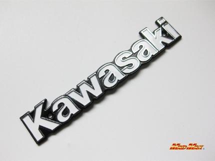 【MADMAX】kawasaki 油箱LOGO貼( 小字) - 「Webike-摩托百貨」