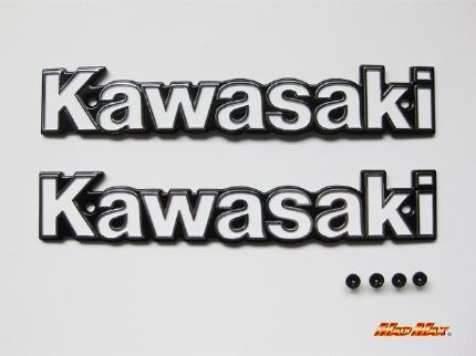 kawasaki 油箱LOGO貼( 小字)