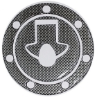 【MADMAX】印刷碳纖維 油箱蓋貼片