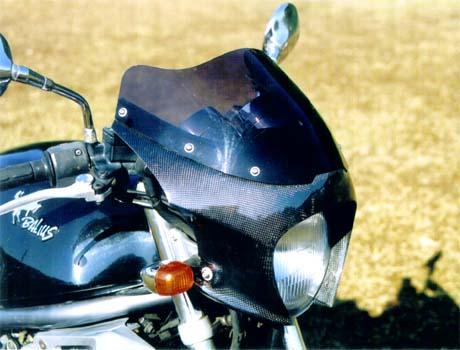 BULLET BIKINI TYPE-M 頭燈罩