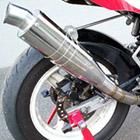 【Racing Shop Yokota】RSY GP100 全段排氣管:APE 100 (HC07)用
