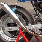 【Racing Shop Yokota】RSY SP100 全段排氣管:APE 100 (HC07)用