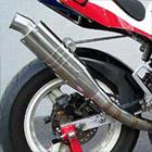 【Racing Shop Yokota】RSY GP100 全段排氣管:NSF100(HR01)