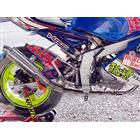 【Racing Shop Yokota】RSY SP100 全段排氣管・音量對策:NSF100(HR01)