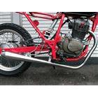 【Racing Shop Yokota】RSY Beauty Megaphone Down 全段排氣管:FTR223 (MC34)用