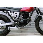 【Racing Shop Yokota】RSY Super Trapp 4吋鋁合金全段排氣管:TW200E(DG07J)用