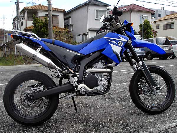 【Racing Shop Yokota】RSY Delta Bomb 全段排氣管:WR250X (DG15J) 用 - 「Webike-摩托百貨」