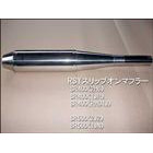 【Racing Shop Yokota】RSY 排氣管尾段:SR500 (2J2)用