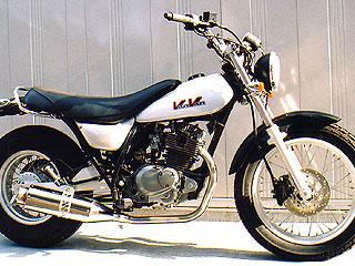 【Racing Shop Yokota】RSY Beauty L 不銹鋼全段排氣管:VANVAN 200(NH42A)用 - 「Webike-摩托百貨」
