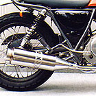 【Racing Shop Yokota】RSY Beauty L 不銹鋼全段排氣管:GRASS TRACKER (NJ47A)用