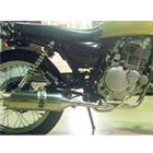 【Racing Shop Yokota】RSY Beauty L 不銹鋼全段排氣管・含觸媒轉換器:GRASS TRACKER (NJ4DA)用