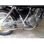 【Racing Shop Yokota】RSY Beauty 短不銹鋼全段排氣管:GRASS TRACKER (NJ4DA)用