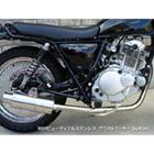【Racing Shop Yokota】RSY Beauty 不銹鋼全段排氣管:GRASS TRACKER BIGBOY (NJ4DA)用