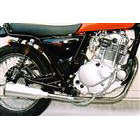 【Racing Shop Yokota】RSY Super Trapp 4吋鋁合金全段排氣管:ST250(NJ4AA)用