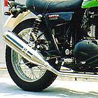 【Racing Shop Yokota】RSY Beauty L 不銹鋼全段排氣管:250TR (化油器)用