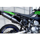 【Racing Shop Yokota】RSY Delta Bomb 全段排氣管:KLX250 (LX250S) 用