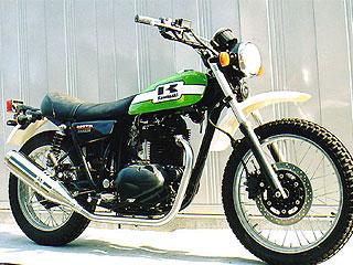 RSY Beauty L 不銹鋼全段排氣管:ESTRELLA (BJ250A・化油器)用