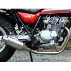 【Racing Shop Yokota】RSY Beauty 短不銹鋼全段排氣管:ESTRELLA (BJ250A・化油器)用