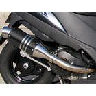 【Racing Shop Yokota】RSY Spider 全段排氣管:Zoomer (AF58・化油器)用