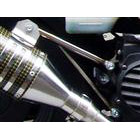 【Racing Shop Yokota】RSY Little Bomb用 排氣管支架:Zoomer (AF58)