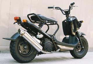 【Racing Shop Yokota】RSY Little Bomb 不銹鋼全段排氣管:Zoomer (AF58・噴射供油)用 - 「Webike-摩托百貨」