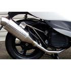 【Racing Shop Yokota】RSY Spider 不銹鋼全段排氣管:Jog Deluxe (SA39J)用