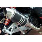 【Racing Shop Yokota】RSY Spider 碳纖維全段排氣管:Jog ZR (SA39J)用