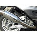 【Racing Shop Yokota】RSY Spider 不銹鋼全段排氣管:Majesty 125FI (5CA)用