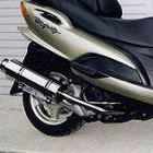 【Racing Shop Yokota】RSY Big Horn 不銹鋼全段排氣管:Majesty 125FI(5CA)用