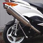 【Racing Shop Yokota】RSY Excellent 全段排氣管:Cygnus X(SE12J)用