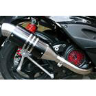 【Racing Shop Yokota】 RSY Spider Racing 全段排氣管:Cygnus X (SE12J)用