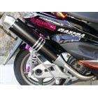 【Racing Shop Yokota】RSY Wild Excellent 全段排氣管:Cygnus X (SE12J)用