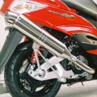 【Racing Shop Yokota】RSY Excellent 不銹鋼消音器單品:Cygnus X(SE44J)用