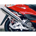 【Racing Shop Yokota】RSY Excellent 不銹鋼全段排氣管:Cygnus X(SE44J)用