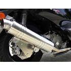 【Racing Shop Yokota】RSY Little Bomb Racing 不銹鋼全段排氣管100:Cygnus X (SE44J)用