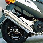 【Racing Shop Yokota】RSY Little Bomb 不銹鋼全段排氣管:Address V125 (CF46A)用