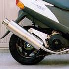 【Racing Shop Yokota】RSY Big Horn 不銹鋼全段排氣管:Address V125 (CF4EA)用