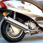【Racing Shop Yokota】RSY Big Horn 不銹鋼全段排氣管:Kymco Grand Dink 125用