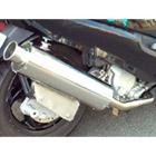 【Racing Shop Yokota】RSY Big Horn 不銹鋼全段排氣管:SYM RV125 JP用
